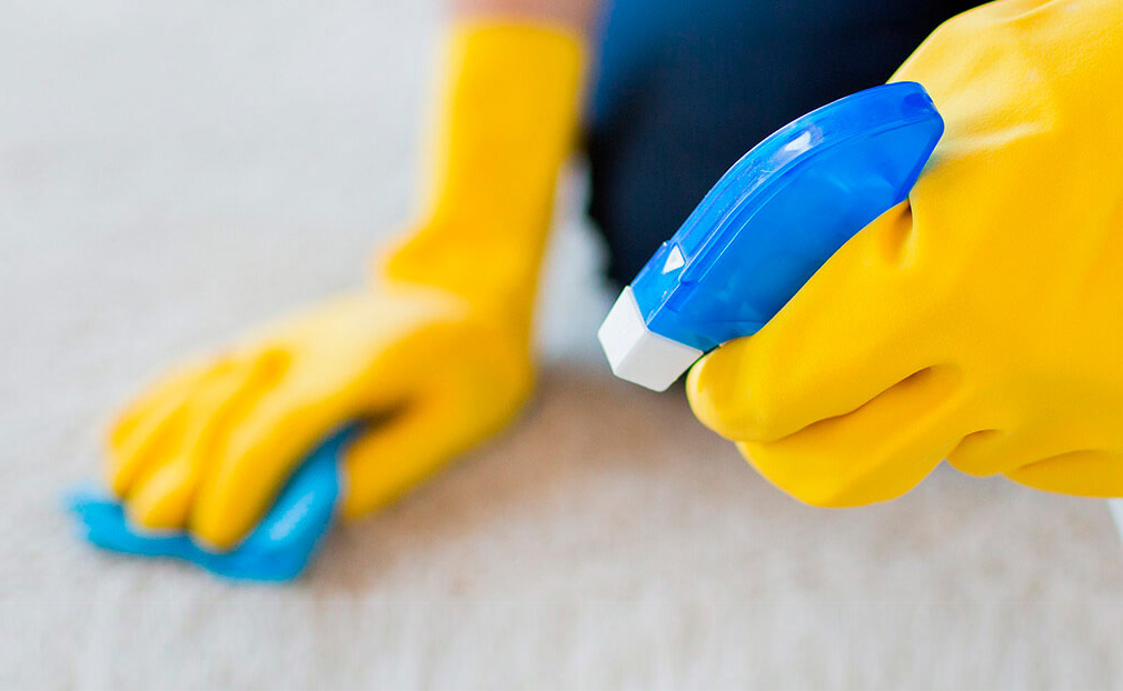 Nettoyage de moquette et sol
