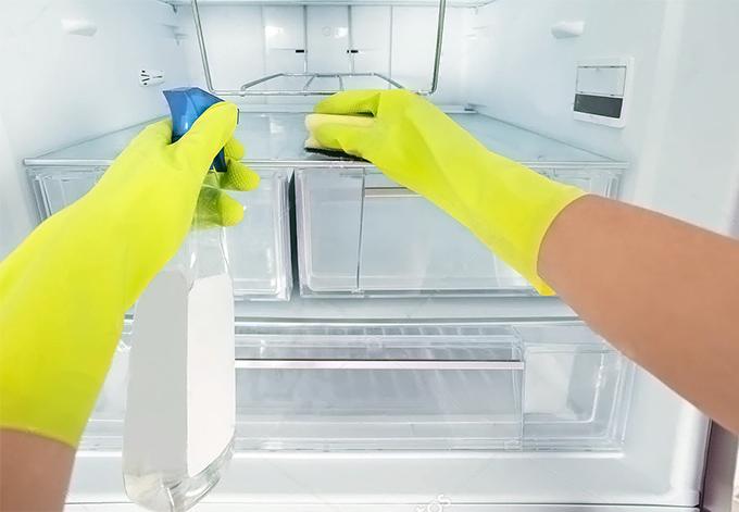 Nettoyage de réfrigérateur en région parisienne