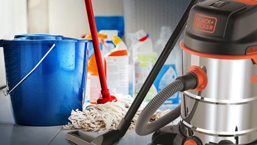 Produits de nettoyage du sol de la maison